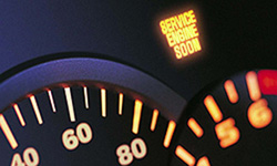 The check engine light can't tell you if the problem is serious. But Mastermind Enterprises can.