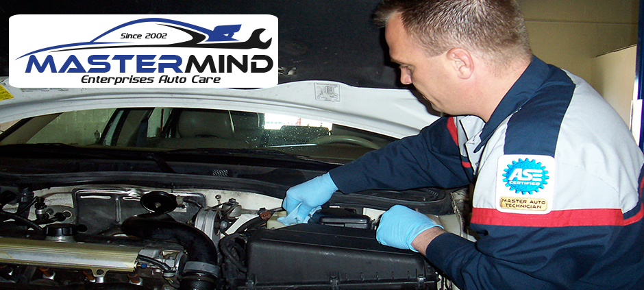 ASE Certified Auto Mechanics Denver - Denver Auto Mechanic - Mastermind Enterprises