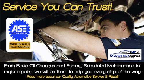 Mastermind Enterprises - Auto Repair Service & Quality You Can Trust in Denver! Best Auto Repair In Denver